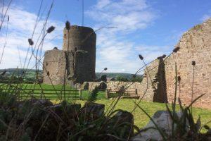 Brecon Beacons Tretower Court