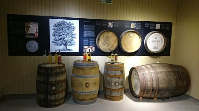 Penderyn whiskey distillery tour