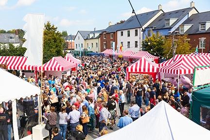 Food Festival Abergavenny