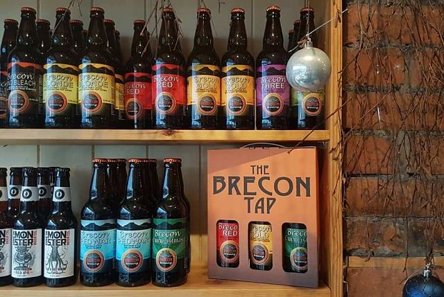 Brecon Beacons Brecon Tap