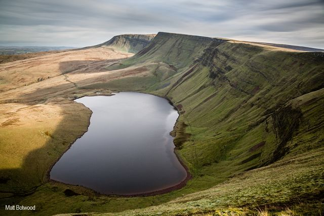 Brecon Beacons Llyn y Fan Fach