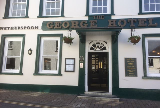 Brecon Beacons The George
