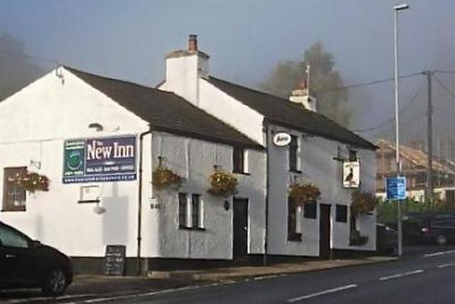 Brecon Beacons New Inn Bwlch