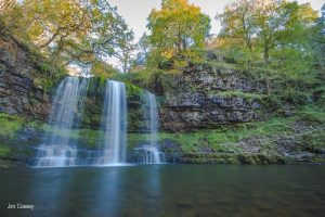 Waterfalls Brecon Beacons