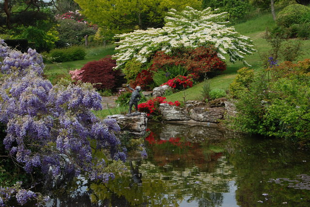 Glanusk National Garden Scheme
