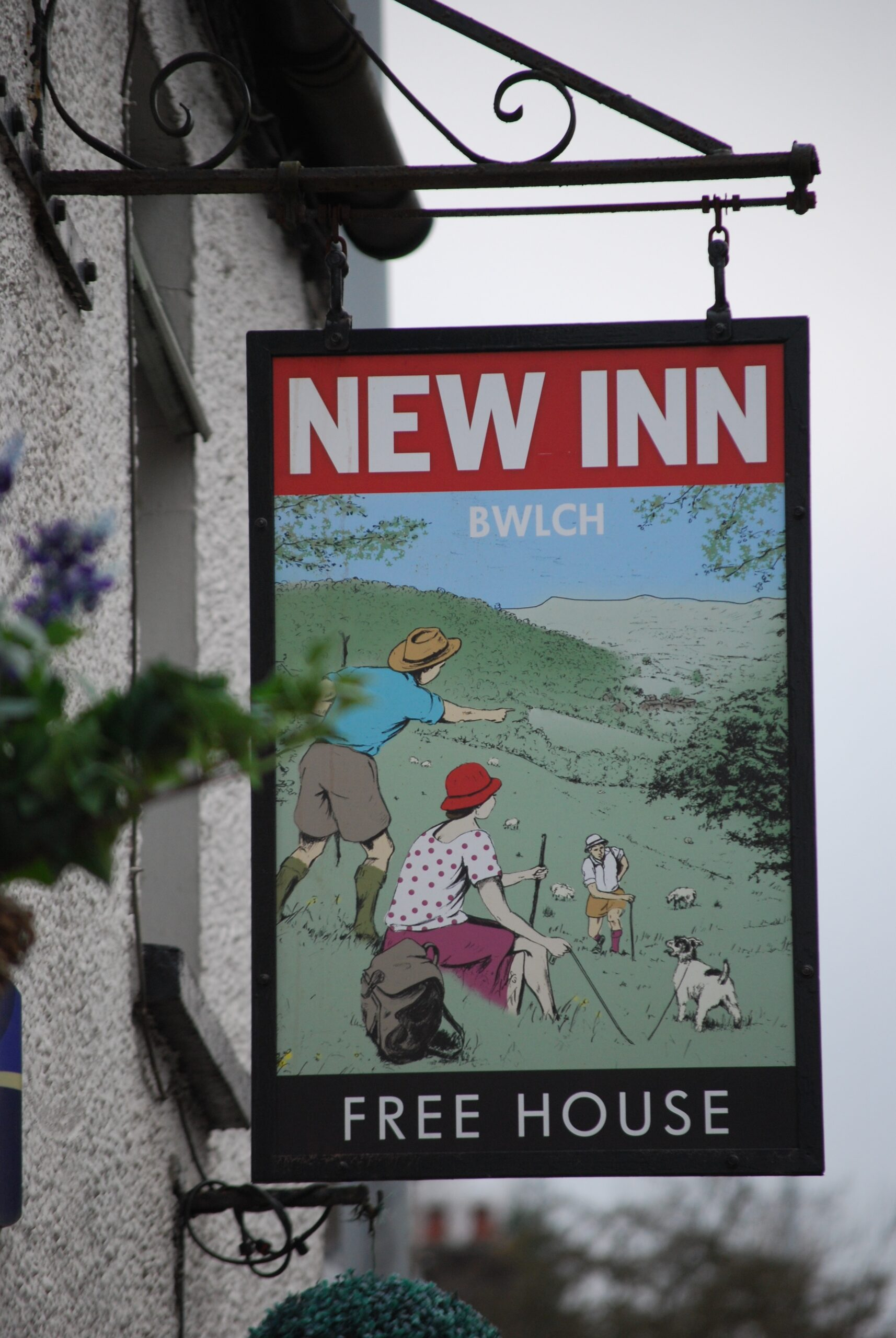 Brecon Beacons New Inn