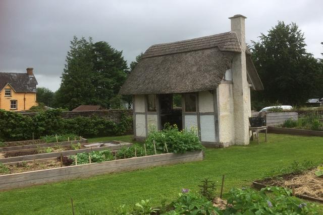 Ty-Mawr Kitchen Garden